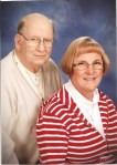 Christine with husband Robert