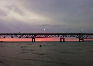 Sunset - Macinac City, MI