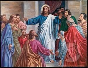 Jesus Blessing 2