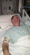 Robert before surgery